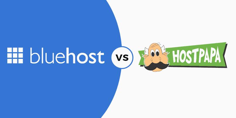 BlueHost vs HostPapa