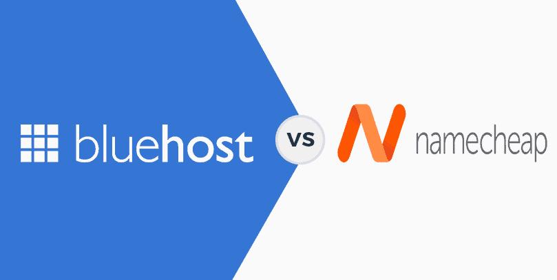 BlueHost Vs Namecheap Review