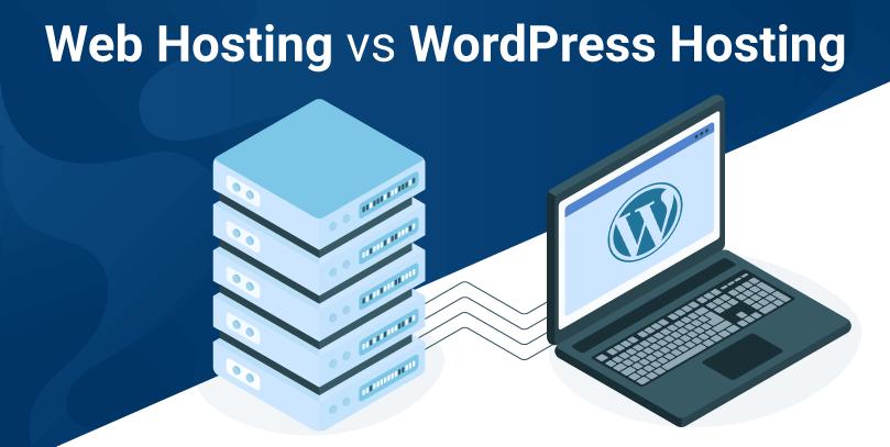 web-hosting-vs-hosting-wordpress